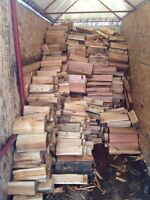 Dry cedar firewood For sale