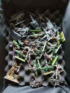 Warhammer Dark Elves Army