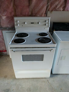 "30"" GE Stove - Works well - Pickup only"