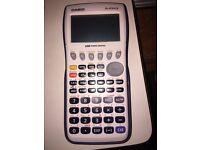 Maths Graphical Calculator Fx-9750GII