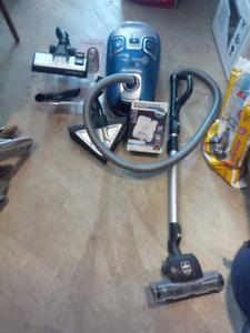 Rowenta Canister Vacuum