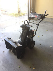 SNOWBLOWER FOR SALE!!!  VERY GOOD SHAPE AND EXCELLENT QUALITY!! Prince George British Columbia image 2