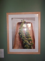 Wall picture for the kitchen - $8