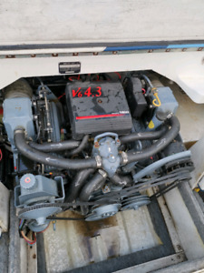 1996 Glascon 18.5 ft Yamaha inboard/outboard boat for sale.