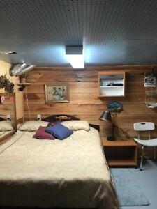 chambres a louer avec cuisine a 10 km de St-Tite