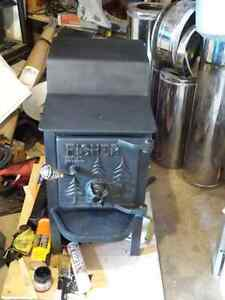 Fisher Woodstove new pice!