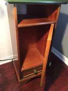 2 meubles/commodes en bois pour chambre