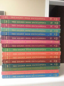 The Golden Book Encyclopedia - Full Set from 1959 London Ontario image 2
