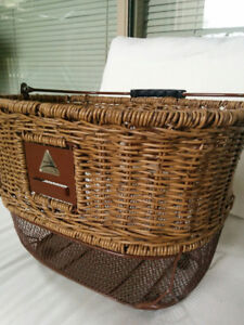 Axiom bike basket - front