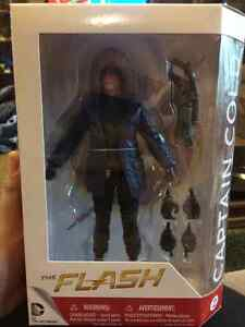 2016 COMIC CON EXCLUSIVE THE FLASH CAPTIAN COLD