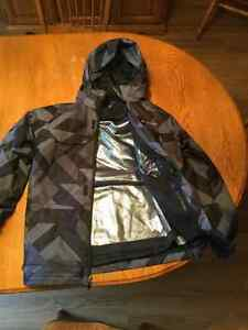 Columbia Boys Youth Size 14 Interchange Winter coat