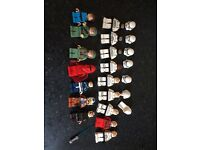 Lego Star Wars mini figures X 16 toys