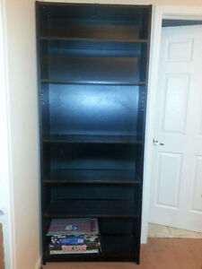 MOVING SALE! Excellent Condition Bookshelf $120 OBO