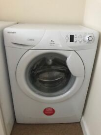 Hoover OPHS712DF 7KG A+ Optima Cleaning rrp 299 - bargain - almost new- price reduced for Quick sale
