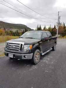 2009 Ford F-150 SuperCrew Pickup Truck