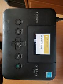 Canon photo printer selphy cp800