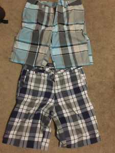 WEST FORTY NINE CHECKER SHORTS