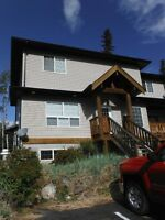 Furnished 3 bedroom duplex in Grande Cache, AB