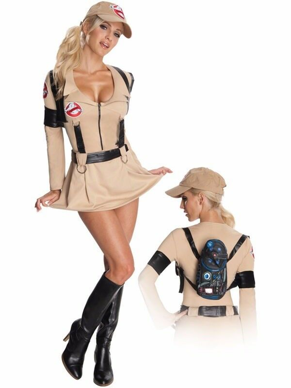 Fancy Dress Ghostbuster Costume/Outfit/Dress up/Party *BRAND NEW IN PACKAGING*
