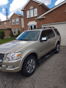 2007 Ford Explorer Limited V8 SUV