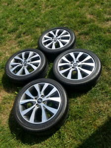 16 inch mags with tires