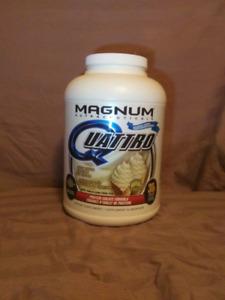 Magnum Nutraceuticals Protein Isolate Formula