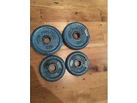 4 X weights