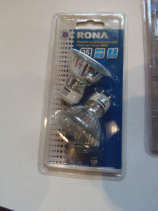 Rona Halogen 35 W GU 10 lightbulbs