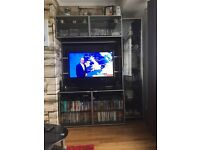 Samsung smart 3D TV & Bluray player & TV cabinet for sale or swap