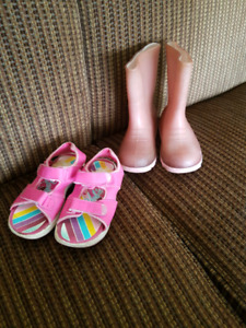 Girls 10T footwear
