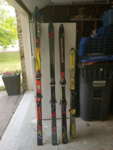 Ski equipment for sale
