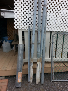 Fence Post 7ft