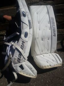 Jr Goalie equiptment