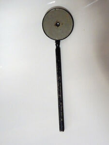 19thC EARLY OPHTHALMOSCOPE museum piece ANTIQUE OPTHAMOLIST TOOL