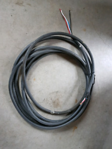 50 feet of teck cable