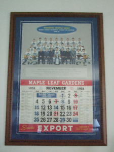 1950-51 toronto maple leaf stanley cup picture