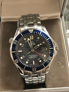 MONTRE OMEGA SEAMASTER PROFESSIONAL GMT 41MM AUTOMATIC