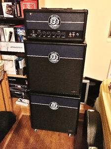 Jet City Amplification JCA20H tube amp and two JCA12S cabinets