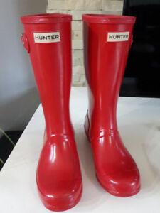 Bottes de pluie Hunter gandeur 4US