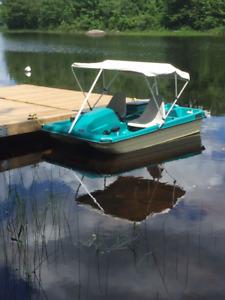 Petal Boat for Sale