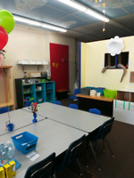 Birthday parties at This Wee Space
