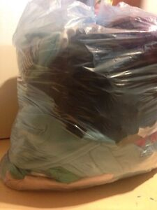 1 LARGE bag of Women's clothes