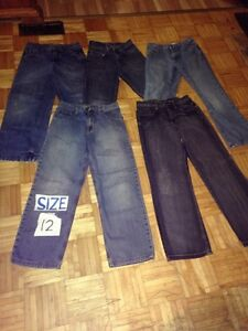 JEANS PRETEEN/TEEN/ADULT MEN AND WOMENS ASSORTED SIZES Kingston Kingston Area image 2