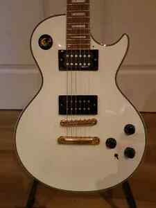 Burny Les Paul Custom Sustainer