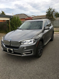 2016 Space Grey X5 BMW