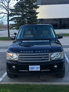2006 Land Rover Range Rover SUV - Etested