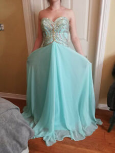 Prom Dress (Negotiations Accepted)