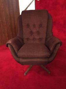 Retro 1970's Chair