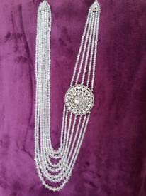 Ladies necklace/mala