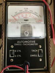 Automotive Dewell and Tachometer West Island Greater Montréal image 3